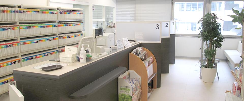 調剤薬局amano コスモ栄ビル店
